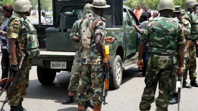 Army arrests militia leader, accomplices in Abuja
