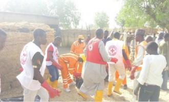 2 female bombers 'kill 22' at Maiduguri mosque