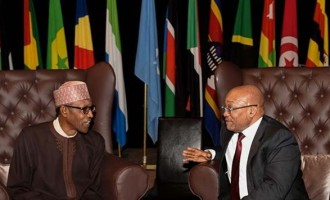 Zuma 'could discuss' MTN fine with Buhari