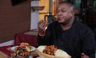 New TV show, 'Bukas and Joints', explores African cuisine