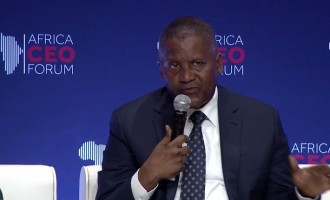 Dangote's discipline earned him Forbes rating, says AbdulRasaq, ex-SEC president