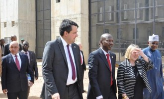 Britain has helped us to 'touch the untouchables', says Magu