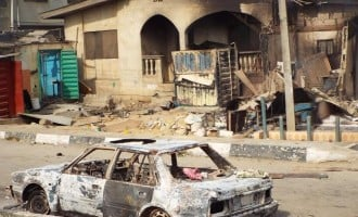 Mile 12 traders beg Ambode to reopen closed market