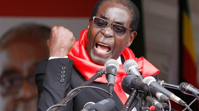 Mugabe: I'm not dying and I won't step down