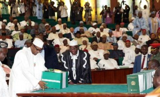 Buhari 'still in the dark' about passed budget