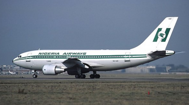 Between Nigeria Airways and Nigeria Air