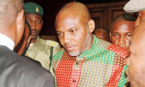 Nnamdi Kanu: I don't know why south-east govs are afraid