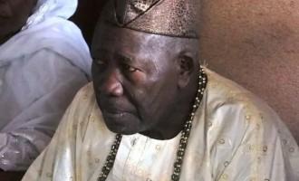 Ibadan chiefs accuse Olubadan of 'selling' chieftaincy titles