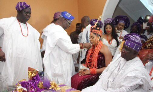 Ooni of Ife marries wife from Edo state