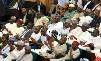 America and the man-no-be-wood Nigerian lawmakers