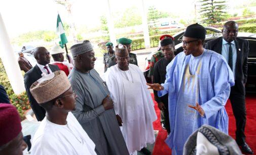 Buhari has not cleared SGF, says Garba Shehu