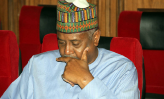 Dasuki's absence yet again stalls trial