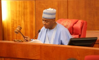 Saraki rejects new clerk of national assembly