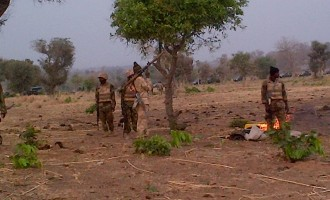Troops 'arrest' Boko Haram 'spy'