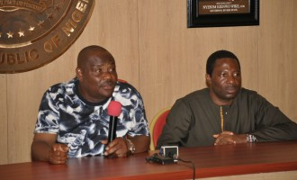 Rivers govt: We won't succumb to the antics of APC and its 'security surrogates'