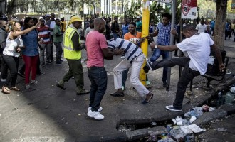 South Africa records fresh xenophobic attacks