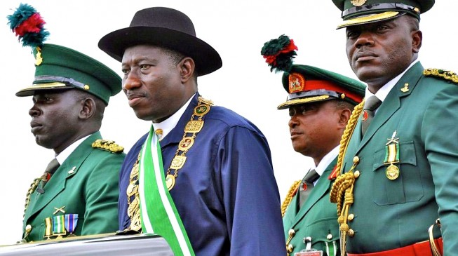 THE LIST: Army retires ex-aides to Jonathan, Yar'Adua, Dasuki, Azazi