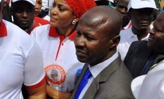 Magu's anniversary gift and our Kenya moment