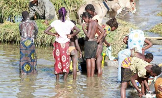 Water pollution threatens health of 320 million people, says UN