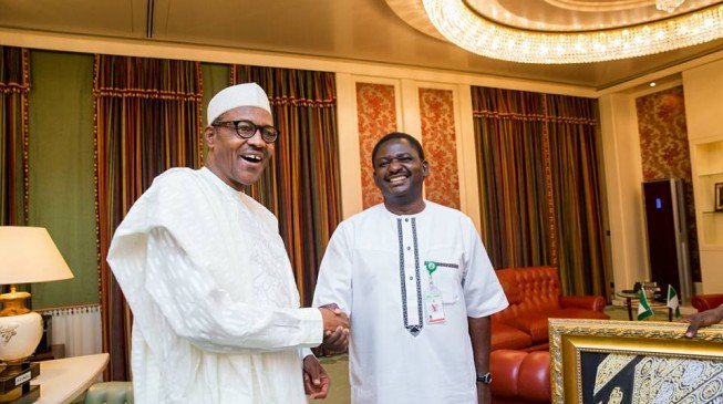 EXCLUSIVE: Femi Adesina retains position as senate picks Enang's replacement