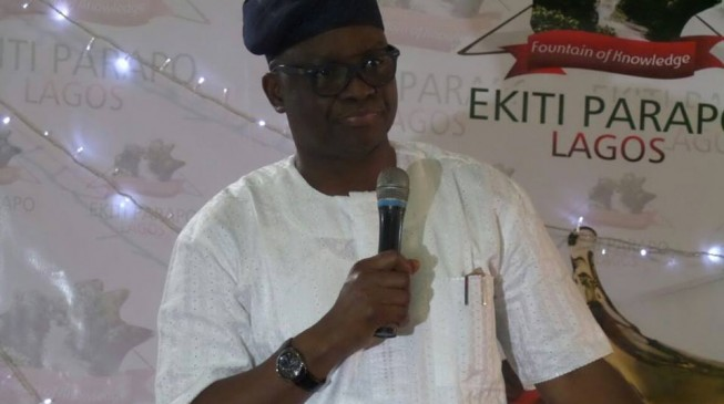 Fayose recruiting only PDP members in illegal exercise, says Fayemi's organisation