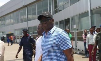 EFCC asks customs to place Fayose on watch list, prevent him from leaving Nigeria