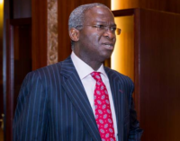 Fashola says lack of gas, sabotage behind poor power supply