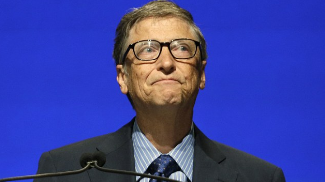 Bill Gates: The world is growing older but Africa stays the same