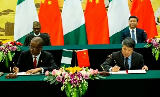 Presidency: Key sectors will benefit from Buhari's China trip
