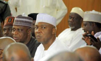 Saraki loses bid to halt CCT trial