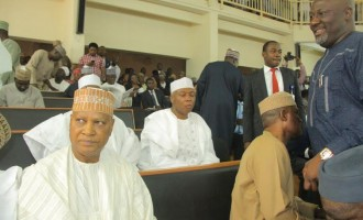 'EFCC started investigating Saraki after he became senate president'