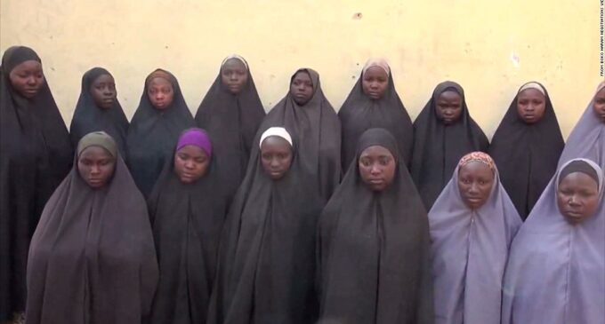 Amnesty demands respect for privacy of freed Chibok girls