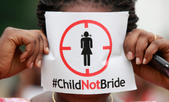 Report: One in 2 underage girls 'married'