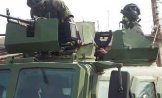 Osinbajo deploys military battalion in Taraba