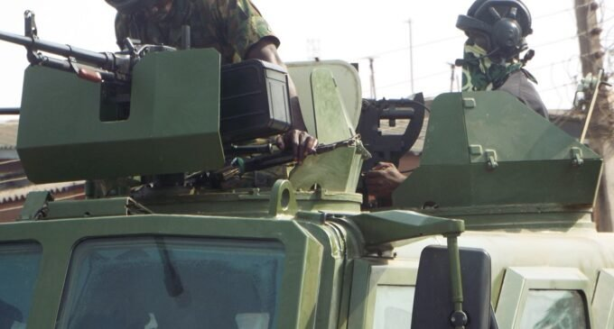 Troops recapture Borno town — after army chief's 48-hour ultimatum