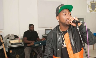 Does Davido now have so much money that he is 'never saving'?