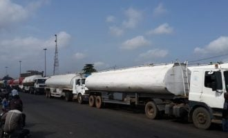 Sagamu bridge closed after petrol-tanker explosion
