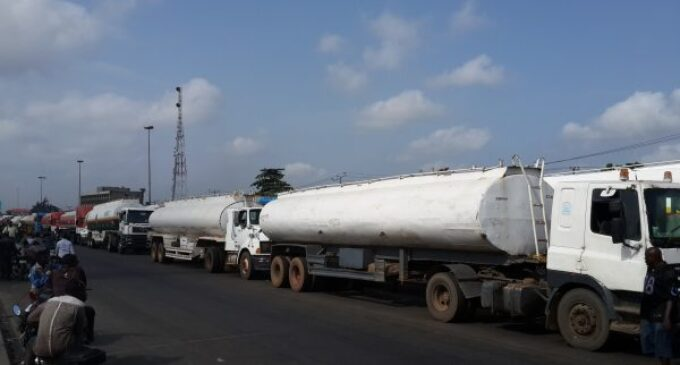 Fuel scarcity looms as NUPENG directs tanker drivers to withdraw services in Lagos