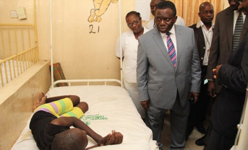Adewole: No hospital in the country has a functional machine to treat cancer
