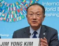 REPORTER'S DIARY: Did Jim Yong Kim quote Buhari out of context?