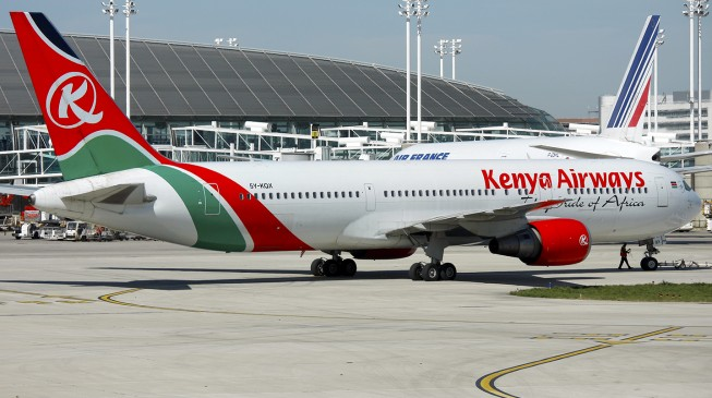 10,000 passengers risk being stranded as Kenya Airways pilots go on strike