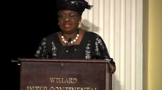 Okonjo-Iweala: Nigeria finances its own development