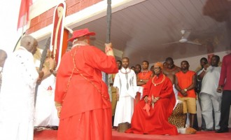OBITUARY: Omo n'Oba n'Edo Uku Akpolokpolo, 'secretive' Oba of Benin who united enemies