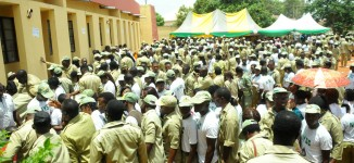NCDC: Those with cough, fever shouldn't be allowed in religious gatherings, NYSC camp