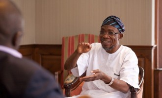 Aregbesola: Osun is broke but people don't believe because of the massive infrastructure I built