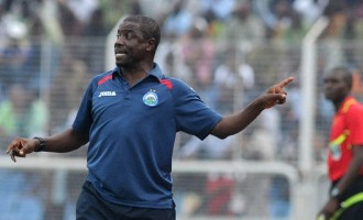 CHAN: We are in Morocco to win, says Salisu Yusuf
