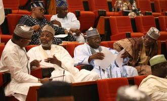 Impeachment plot against Buhari laughable, says APC