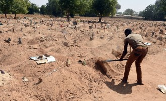 'I spent 5 hours burying 347 Shi'ites victims'