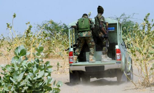 Troops arrest 23 suspects for 'kidnapping, armed robbery' in four states