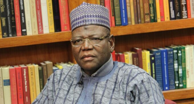 Sule Lamido: I'm sure Jonathan discussed Dasuki's case with Buhari